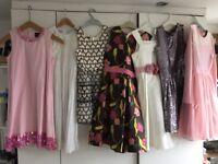 Girls DesignervDresses - will sell individually
