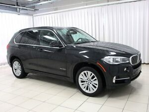 2015 BMW X5 35d x-DRIVE DIESEL w/ NAV, PANO ROOF, HEAD UP DISP