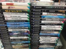 Gamecube games £5 each