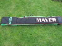 Maver 8 tube rod holdall