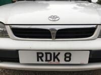 RDK 8 registration
