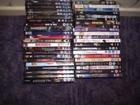ASSORTED DVDS 235 IN TOTAL