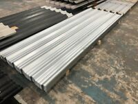 STEEL ROOFING SHEETS - PLAIN GALVANISED