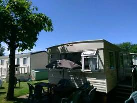 2006 8 berth caravan at Hoburne Bashley