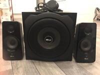 TRUST Bluetooth speaker system