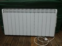Farho Alejandro 1430W electric heater - white