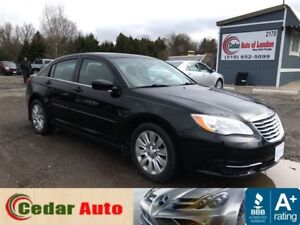 2012 Chrysler 200 LX  Managers Special