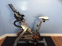 BH Fitness I Spada 2 Racing Dual Indoor Bike with i.Concept Technology (bluetooth console)