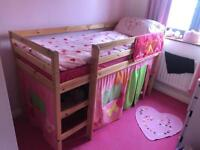 6ft 2 single cabin bed