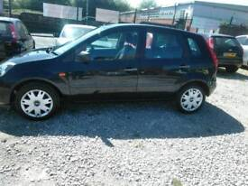2008 Ford fiesta 1.4 tdci diesel £30/year road tax 1 lady owner from new full service history
