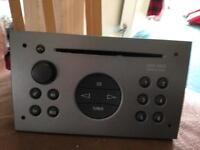 Vauxhall vectra car STEREO for sale £25 only