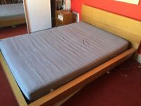 Double bed - Ikea Malm - only £20!