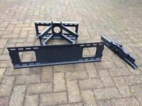 TV / monitor wall mount bracket - Heavy duty