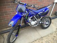 Yz85 2007 recent crank and top end
