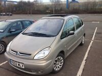 CHEAP REPEAT~CHEAP REPEAT~CHEAP REPEAT-CITROEN PICASSO 1-8 EXCLUSIVE MPV MOT 7/17 FIRST £399 BUYS IT