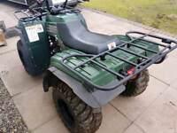 Yamaha bear tracker 250cc farm quad