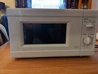 Argos Value Range Microwave Oven
