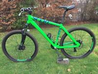 Scott YZ2.0 mountain bike