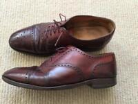 Brogues, Brown Loakes, size 10
