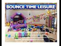 Bounce Time Leisure Bouncy Castle Hire in and around Suffolk