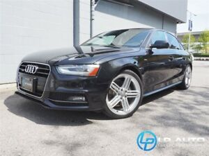2015 Audi A4 2.0T Technik! Loaded! Easy Approvals!