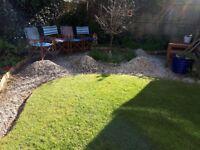 Used Garden Stones