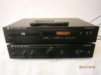 Cambridge Audio A1 Version 3 + CD4 & Remote Control