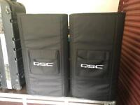 QSC KW152 literally brand new pair