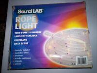 Sound Lab Rope Light