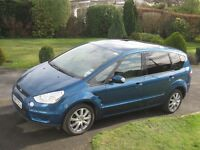 Ford S-Max 1.8 TDCi Titanium X Diesel Manual (Full leather)