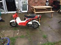 Honda Caren 50cc 2 stroke