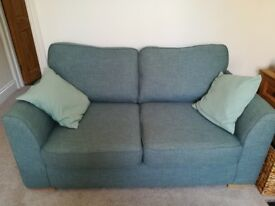 Comfy, spotless sofa bed, less than a year old (DFS)!