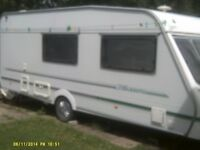 4 Berth Swift Caravan