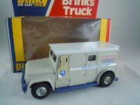 DINKY 275 BRINKS ARMOURED TRUCK US ISSUE