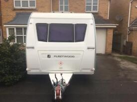 Fleetwood 6berth caravan