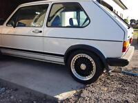 "BBS copy 15"" wheels golf GTi mk1 mk2 escort Honda"