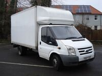 FORD TRANSIT 2008 ON A 57 PLATE