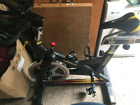 Body Sculpture Pro Race Studio Bike... NEW
