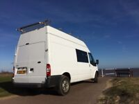 Beautifully converted campervan. Perfect for weekends or that road trip of a life time!!