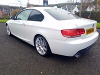 2009 e92 BMW 320d M-Sport Coupe