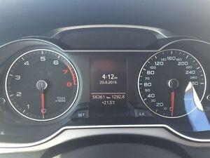 2013 Audi A4 2.0T QUATTRO, LOCAL TRADE, 220HP Regina Regina Area image 9