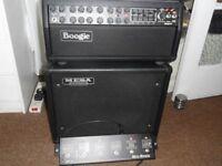 Mesa Boogie Mark 4 Head & Speaker Cabinet