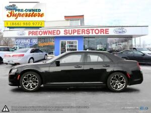 2017 Chrysler 300 S-MODEL***LEATHER, HONEYCOMB GRILL, rear camer
