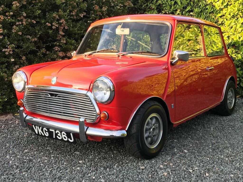 Classic Mini Mk3 Mini Cooper S Supercharged re-creation  | in Walsall, West  Midlands | Gumtree