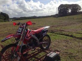 Honda 09 crf 250