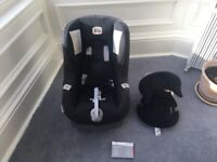 Britax Romer First Class plus car seat - from birth to 4 years - with instruction manual