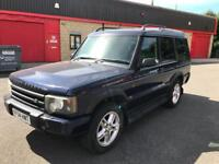 Land Rover discovery 2 td5 landmark 7 seater