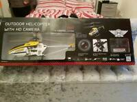 T40c remote control helicopter with HD camera
