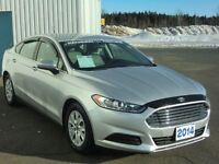 2014 Ford Fusion S--WOW PRICE-MUST GO