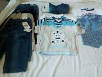 Boy's 2 to 3 year clothes